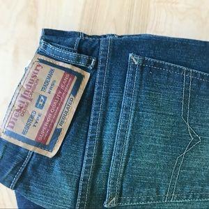 Diesel jeans 26x32 boot cut NWT